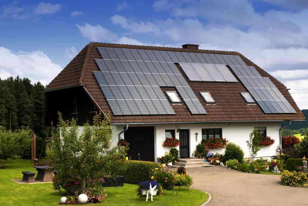 Hệ thống pin năng lượng mặt trời hòa lưới 8Kwp 3 pha