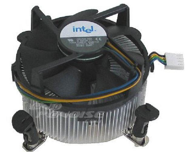 Hình ảnh Fan chip cho máy tính đê bàn