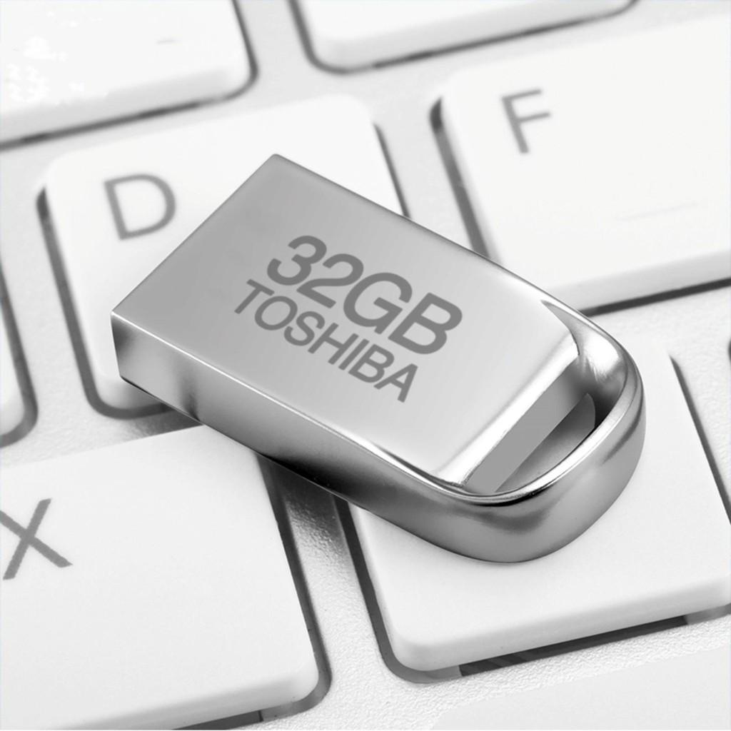 Hình ảnh USB 32G SIÊU NHỎ TOSHIBA 2.0 ( CHỐNG NƯỚC )