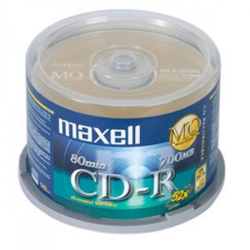 Hình ảnh Bộ 50 đĩa trắng cd MAXCELL tặng cây bút gi đĩa ahuang