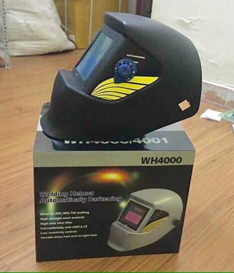 Mũ hàn điện tử - WH4000