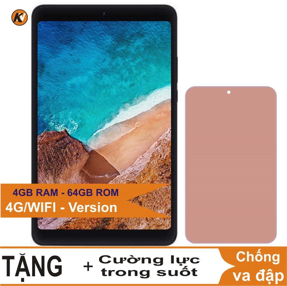 Hình ảnh Xiaomi Mipad 4, Mi pad4, Mi pad 4 64GB Ram 4GB (Phiên bản sim 4G LTE) Khang Nhung + Cường lực - Hàng nhập khẩu