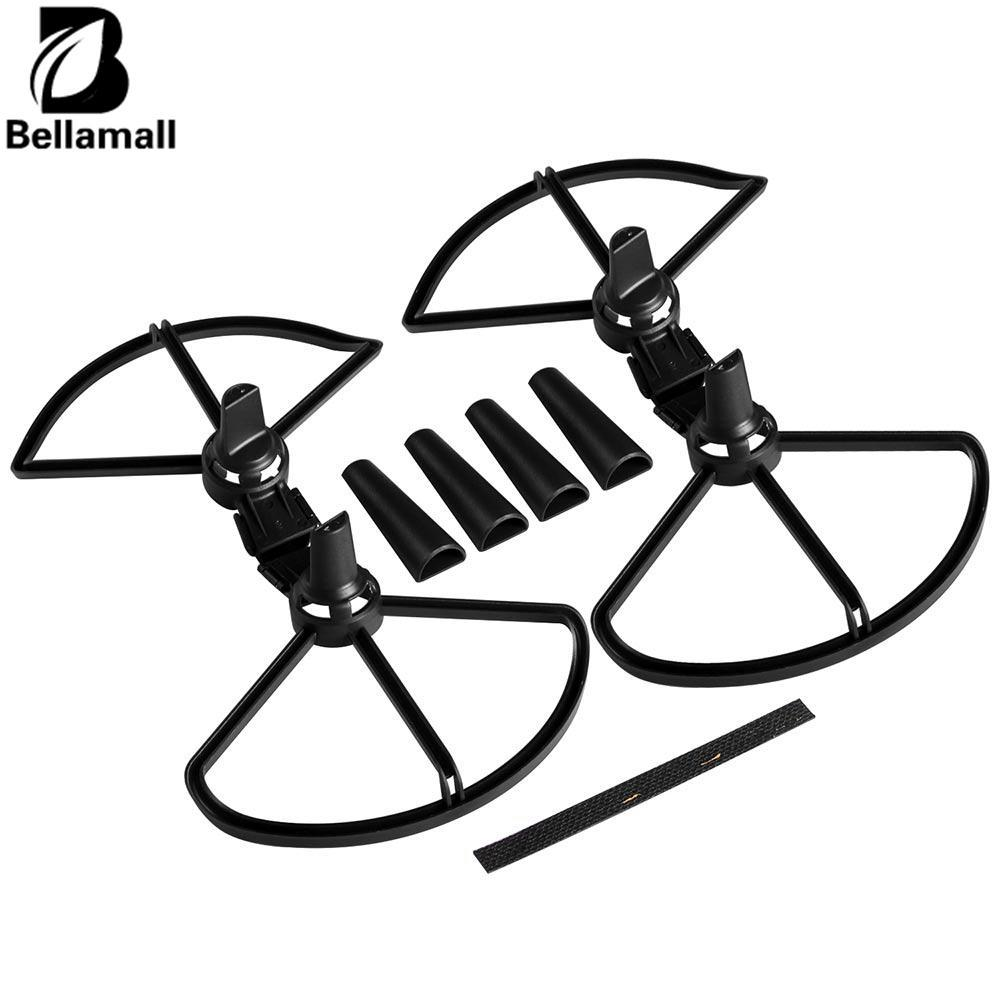 Hình ảnh Bellamall:Portable Protection Rings Foot Stand Support Paddle Blade For DJI Spark - intl