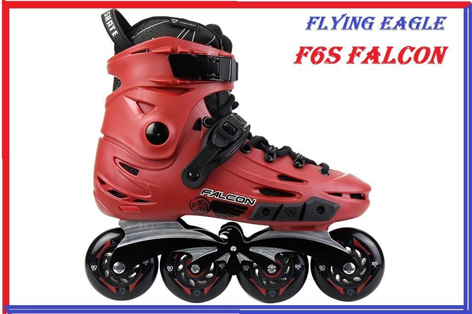 Giày patin Flying Eagle F6S FALCON - Giày trượt patin đẳng cấp và chuyên nghiệp - Giày patin Flying Eagle chất lượng theo tiêu chuẩn Châu Âu - Giày trượt patin Flying Eagle F6S FALCON nhiều size, nhiều màu sắc thích hợp cho mọi lứa tuổi