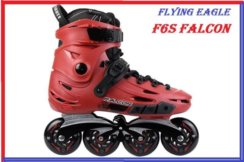 Phân phối Giày patin Flying Eagle F6S FALCON - Giày trượt patin đẳng cấp và chuyên nghiệp - Giày patin Flying Eagle chất lượng theo tiêu chuẩn Châu Âu - Giày trượt patin Flying Eagle F6S FALCON nhiều size, nhiều màu sắc thích hợp cho mọi lứa tuổi
