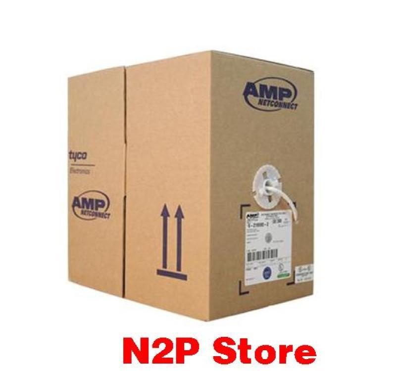 Bảng giá Thùng cáp mạng LAN UTP CAT 5E AMP LX 0830 (305M) Phong Vũ