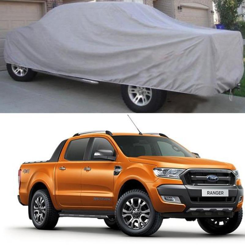 Bạt, áo phủ toàn xe hơi, xe ô tô 7 chỗ, bán tải (có bao gương) 580x175x120cm