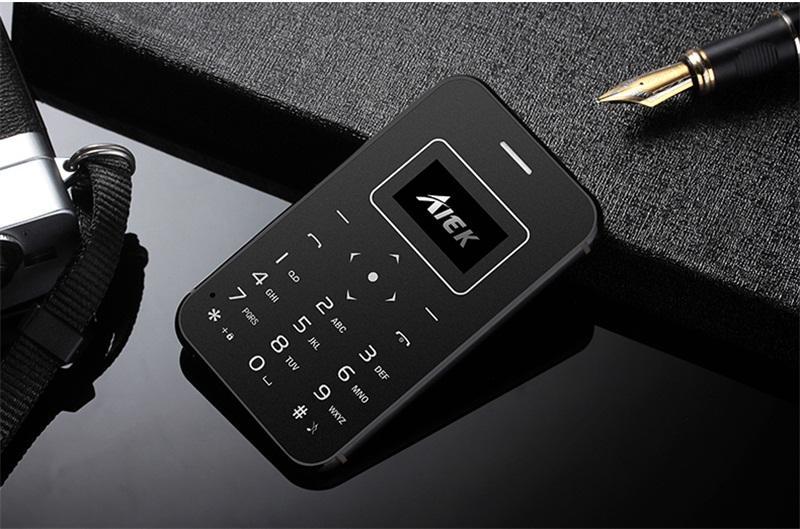 Mua Điện Thoại Di Động Sieu Nhỏ Tich Hợp Tai Nghe Bluetooth Aiek X8 Aiek Rẻ