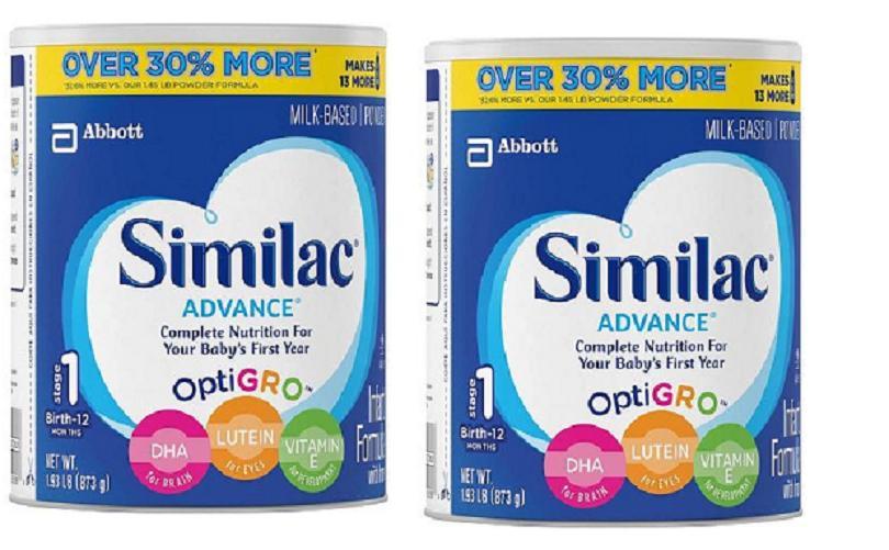 Bán Combo 2 Sữa Bột Similac Advance Miễn Dịch Cho Be Từ 12 Thang 873G Của Mỹ Similac Trong Hồ Chí Minh
