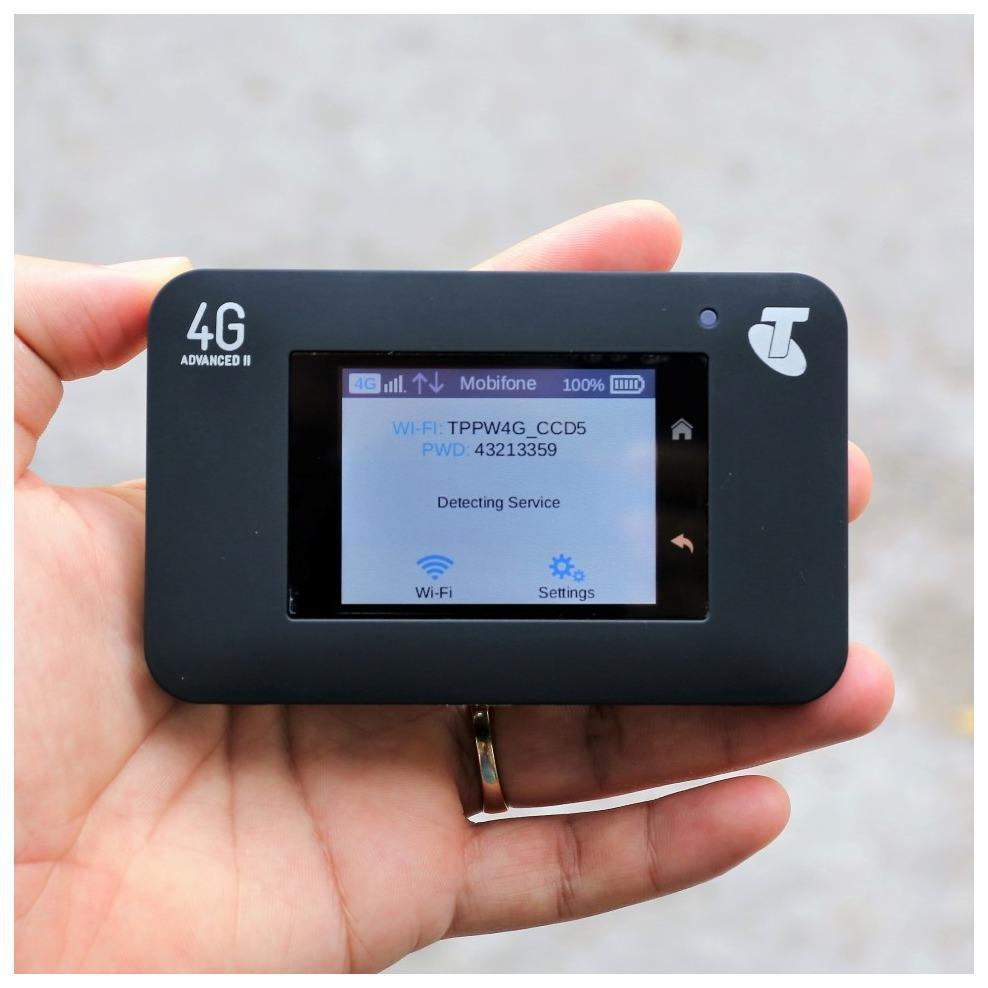 Mua Bộ Phat Wifi Di Động 4G Netgear 790S Chinh Hang Tặng Kem Sim 4G Dung Lượng 120Gb Thang Mỗi Ngay 4Gb