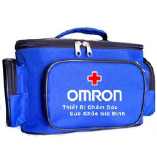 Hình ảnh Túi y tế - Túi cứu thương Omron có dây đeo (Kích thướt 32x16x19cm)