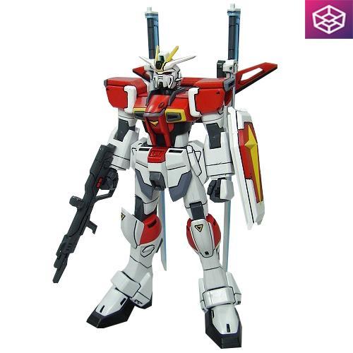 Hình ảnh Mô Hình Lắp Ráp Gundam HG Sword Impulse [3RD-GD]