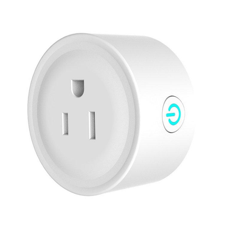 WOND Smart Wifi Socket Switch Convenient Use Wireless Outlet Smart Timing Socket