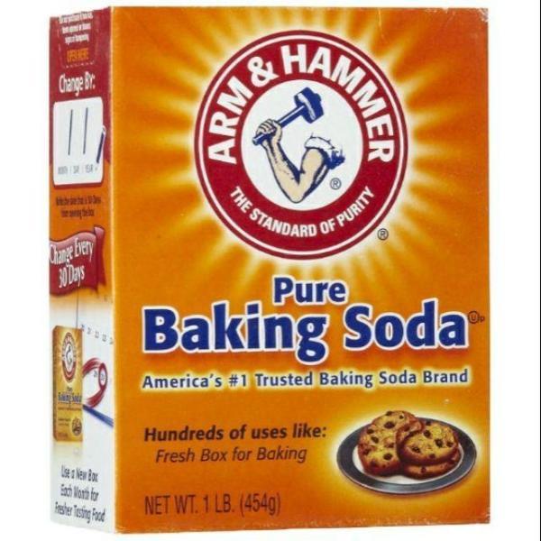 Bột Baking Soda nhiều công dụng