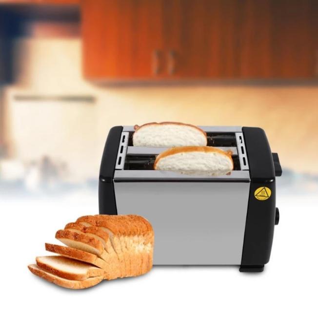 Hình ảnh Máy nướng bánh mì 2 ngăn Sokany HJT-016SLOẠI TỐT NHẤT VÀ Tặng PHẦN MỀM TIẾT KIỆM 1.000.000/THÁNG QUA MAIL