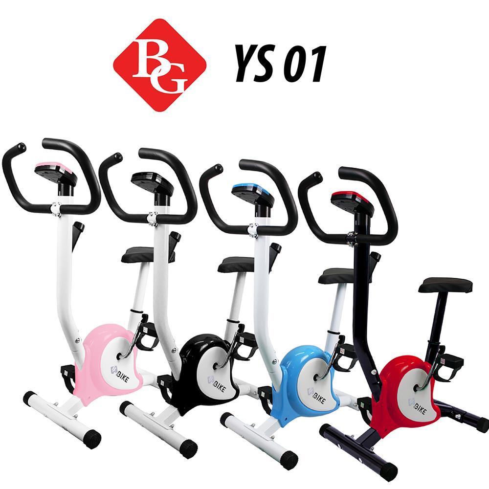 Hình ảnh B&G Xe đạp tập thể dục tại nhà EXERCISE BIKE-YS01(Blue)