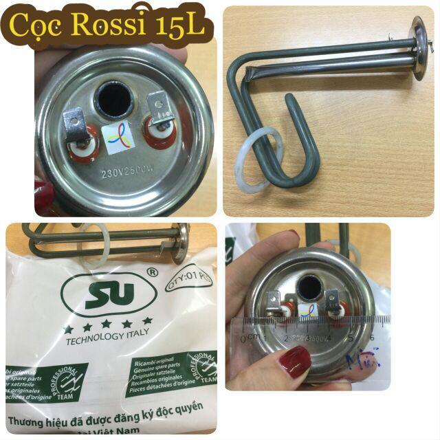 Hình ảnh Thanh Đốt Bình Nóng Lạnh Rossi 15L