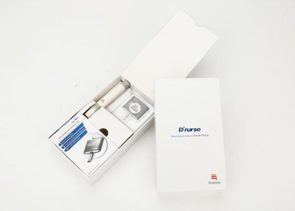 Thiết bị đo đường huyết Dnurse dành cho Smart Phone - Sinocare Viet Nam bán chạy