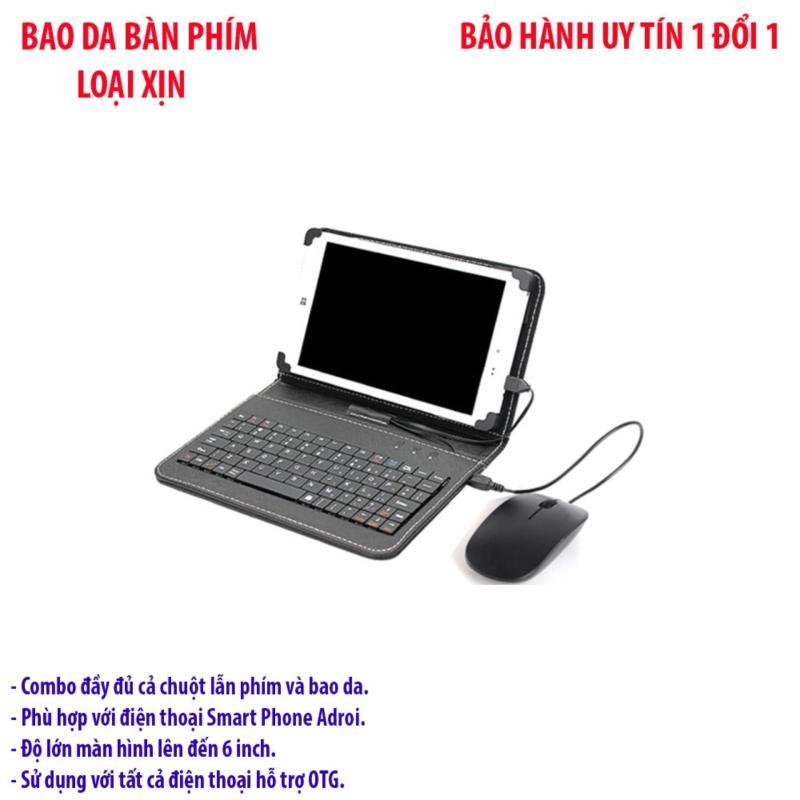 Ban phim choi game cho dien thoai , Bàn phím chuột bluetooth logitech - Bao da điện thoại + Bàn PHím + Chuột điện thoại thông minh Mẫu 171 - Bh uy tín 1 đổi 1 bởi GRABS