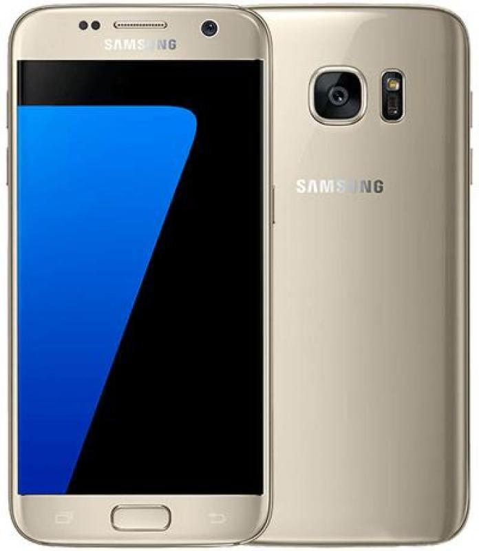 SAMSUNG GALAXY S7 RAM 4GB -MÀU vàng gold- HÀNG TRƯNG BÀY