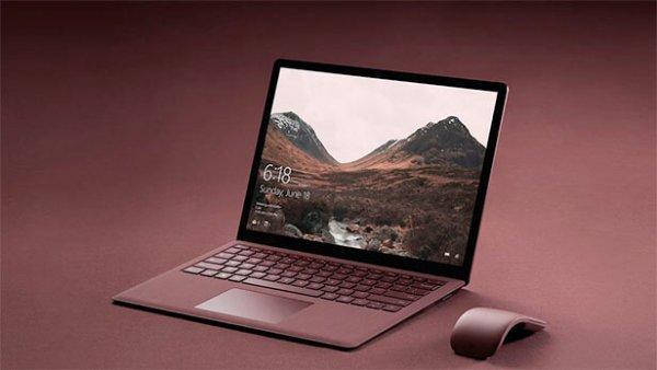 Hình ảnh Surface Laptop Core i5 Ram 8GB SSD 256G