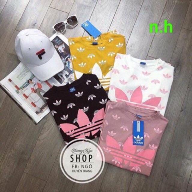 Áo Phông Adidas Thoáng Mát - Chất COTTON - Áo Phông Hè