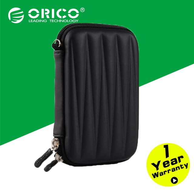 Hình ảnh Túi bảo vệ ổ cứng HDD 2.5 inch Orico PHL 25 BK