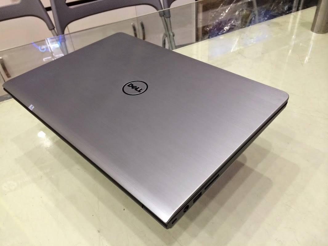 LAPTOP  Siêu Phẩm Quá Đẹp -Dell N5547 Core i5 4210/4G/500G/Vga 2G/Màn 15.6 Phím Số/ Vỏ Nhôm Mỏng/ máy nhập khẩu
