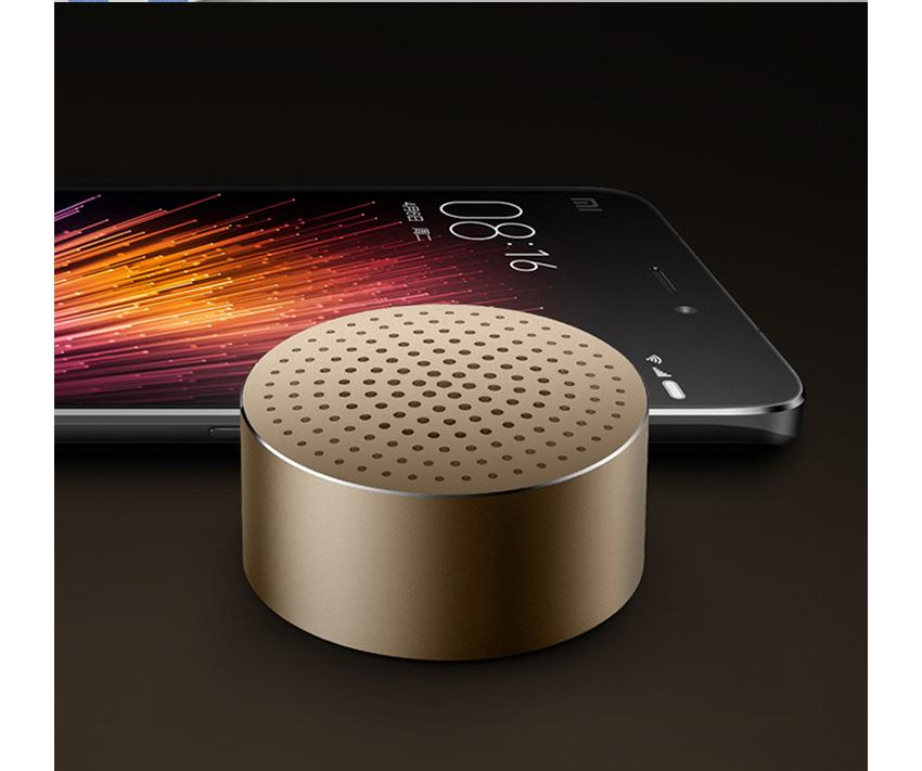 Loa Bluetooth Mini Xiaomi (Bạc)