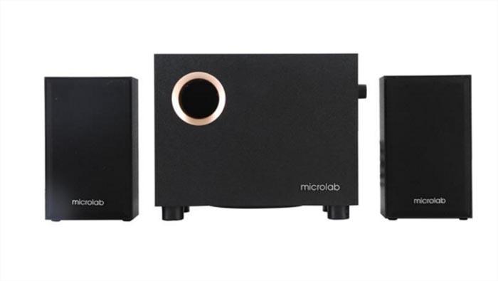 Loa Microlab 2.1 M105