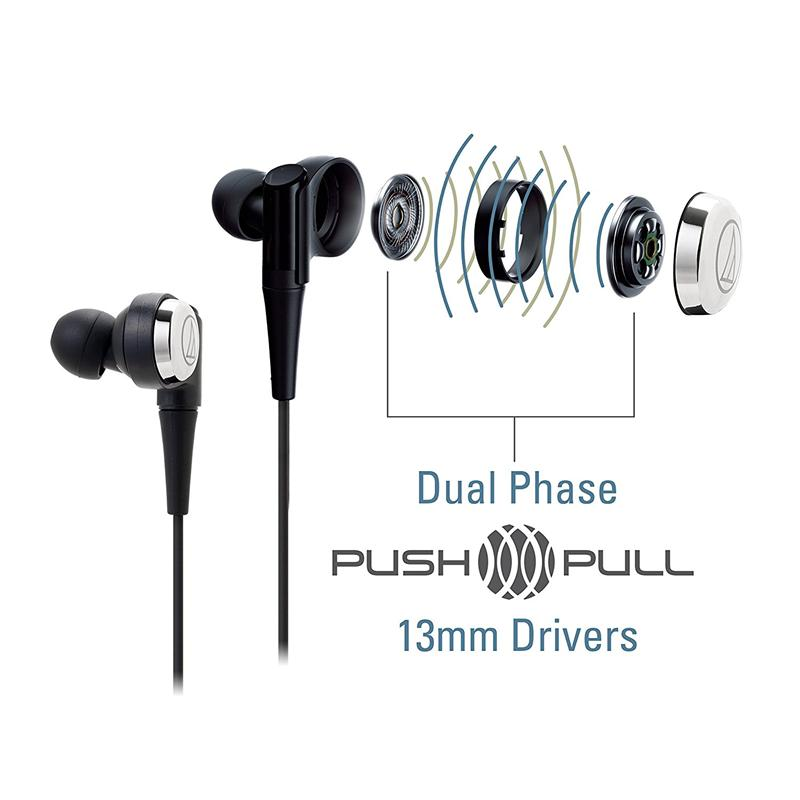 Tai nghe Audio-Technica In-Ear SonicPro® ATH-CKR10  [giá tốt] – Review và Đánh giá sản phẩm
