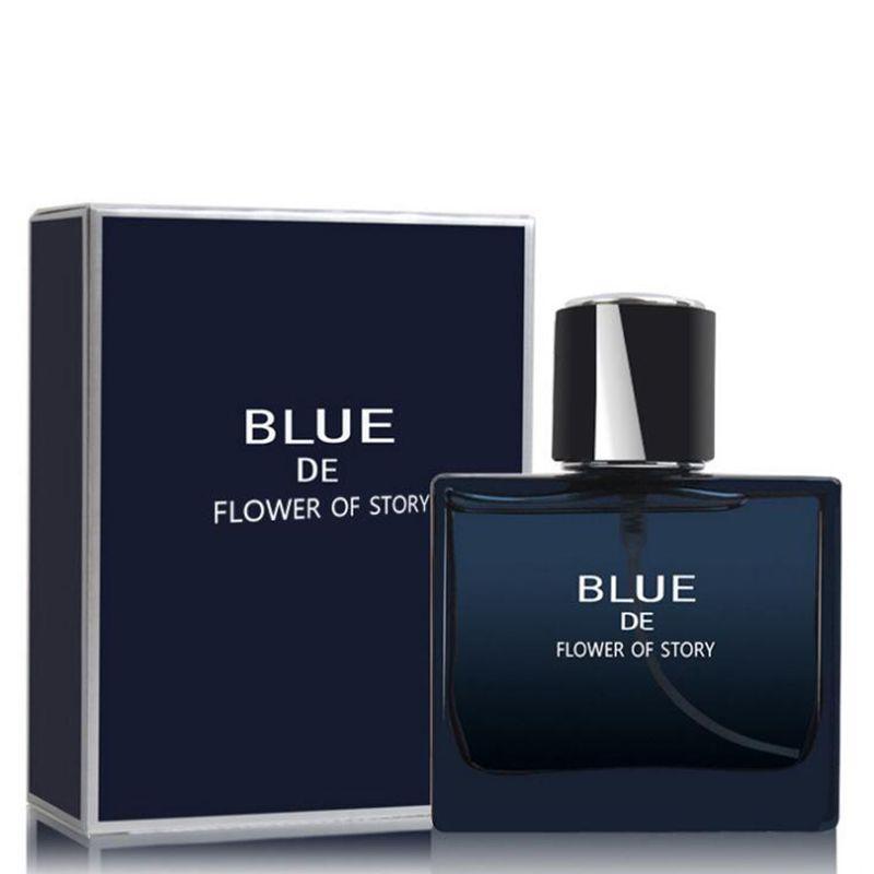 Nước Hoa Nam Blue Flower of Story màu xanh thần bí nhập khẩu