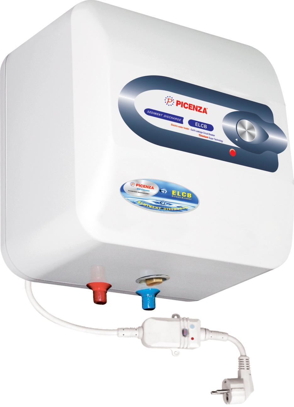 Bảng giá Bình nước nóng chống giật Picenza S15EX
