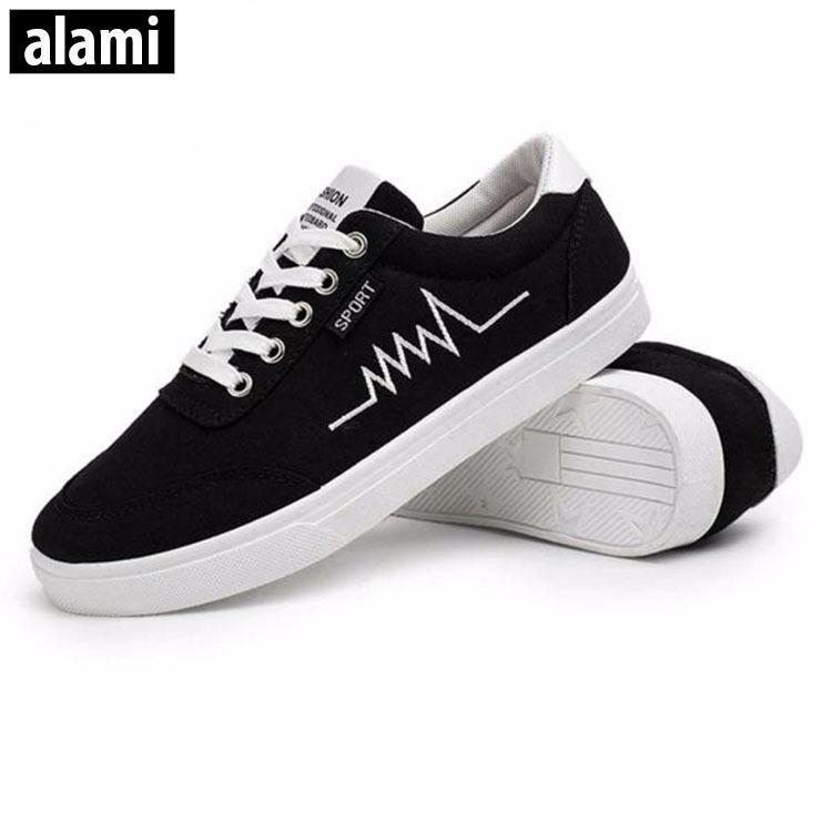 Bán Giầy Sneaker Thời Trang Nam Alami Gn04