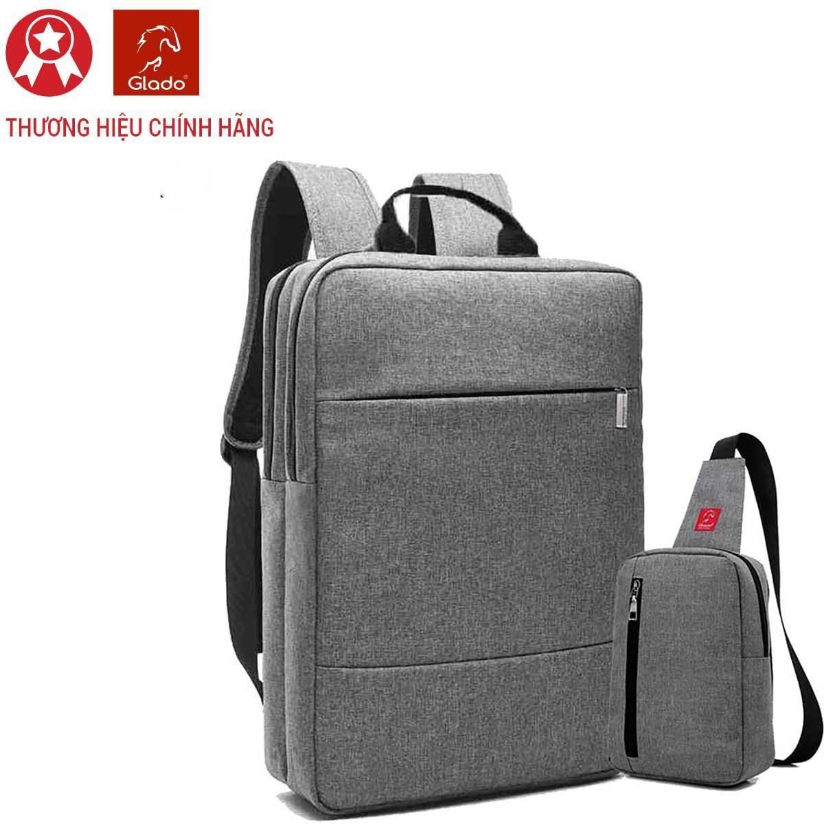 Bán Balo Laptop Thời Trang Nam Zapas Blc010 Tặng Túi Messenger Glado Dcg026Gr Vietnam Rẻ