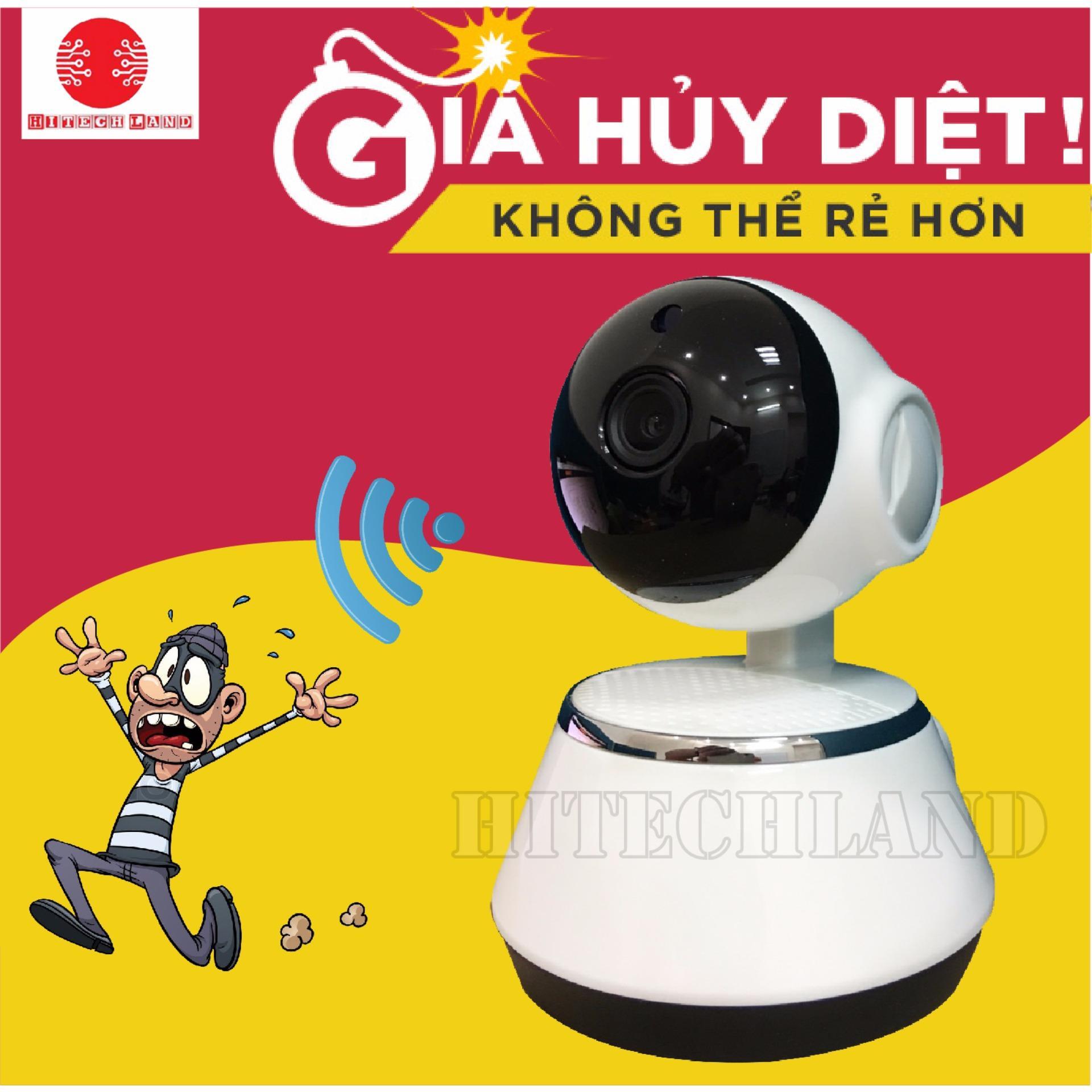 Smart Camera Ip Wifi V380 Khong Day Bao Động Từ Xa V380 Rẻ Trong Việt Nam