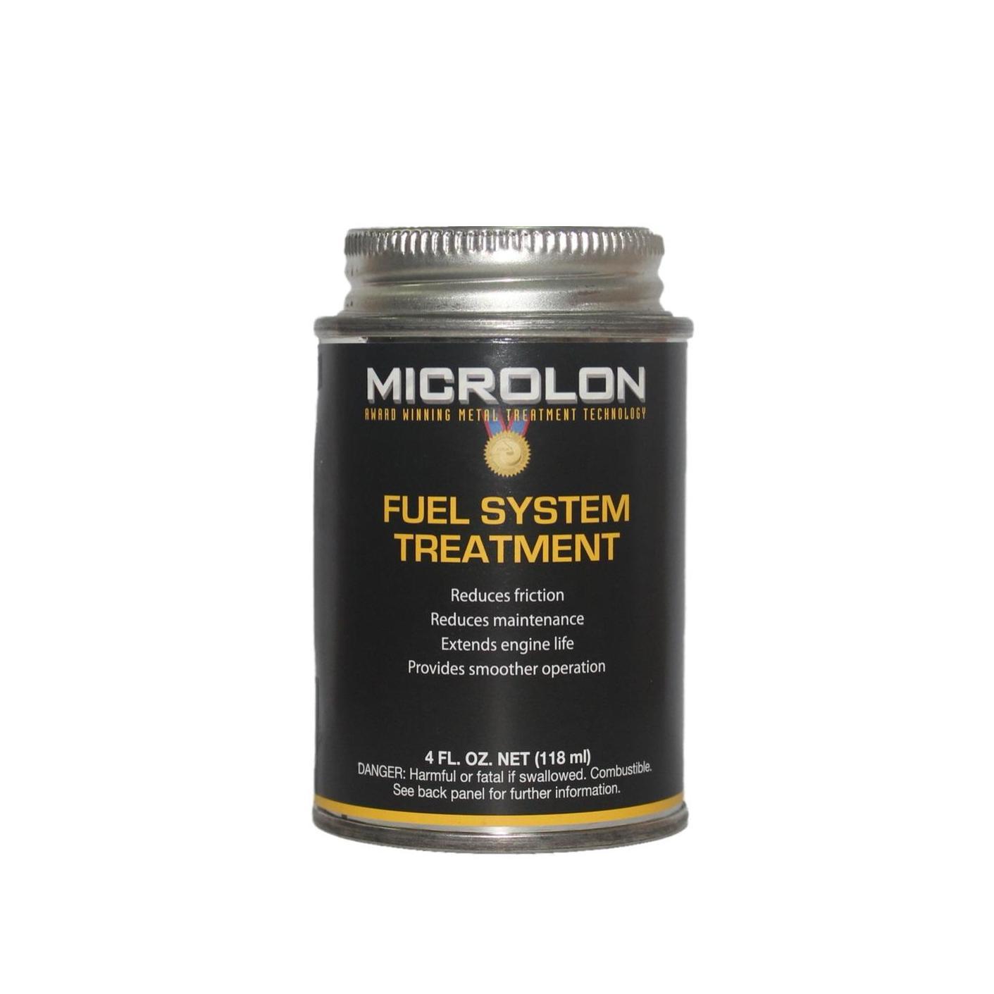 Chất xử lý hệ thống nhiên liệu dành cho Xe Máy - Microlon Fuel System Treatment 4Oz (Dùng cho tất cả các loại xe máy)
