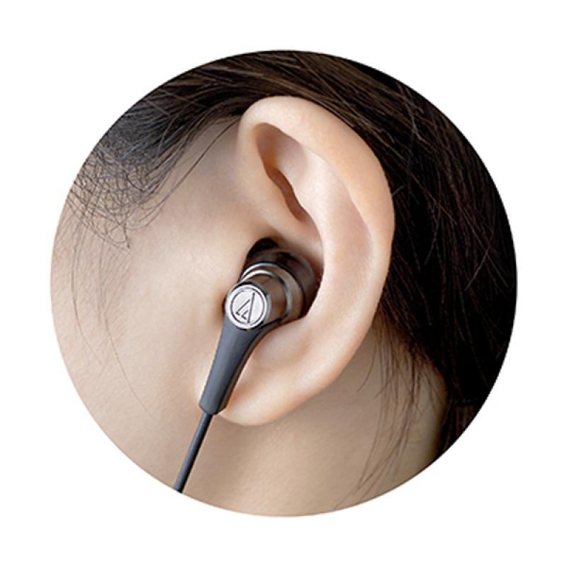 Tai nghe Audio-Technica In-Ear SonicPro®  ATH-CKR5   [giá tốt] – Review và Đánh giá sản phẩm