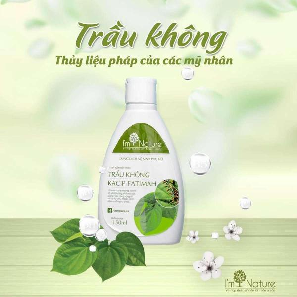 DUNG DỊCH VỆ SINH IM NATURE