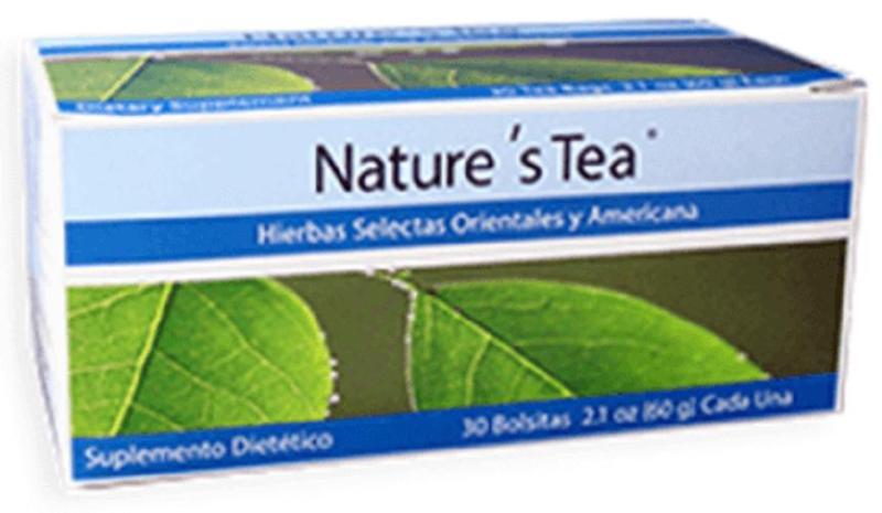 Trà Thải độc Ruột Natures Tea Unicity cao cấp