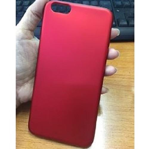Ốp lưng dẻo cho Iphone 6 Plus ( màu đỏ)- PKTKDD0003