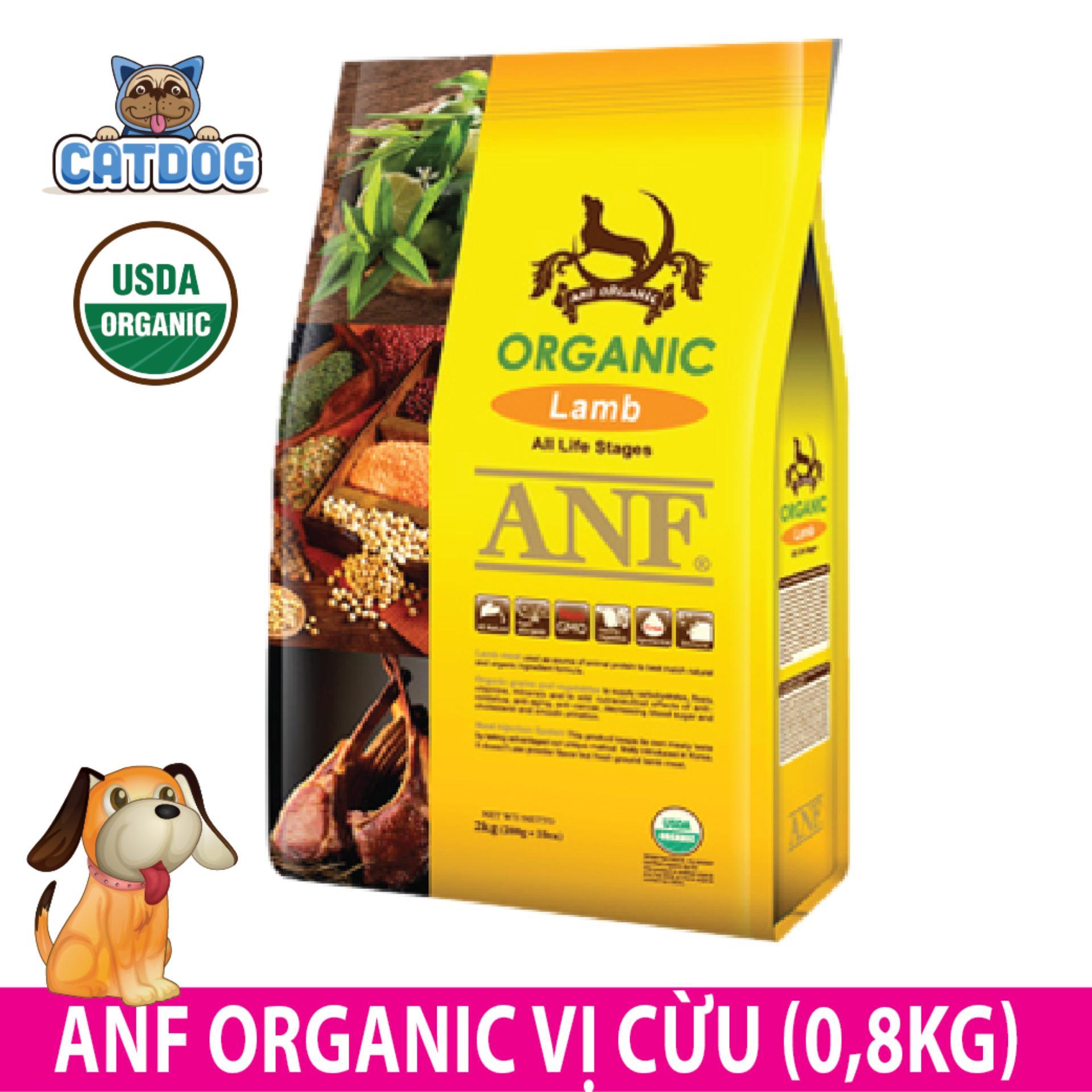 Cửa Hàng Hạt Anf Organic Vị Cừu 800G Cho Hà Nội