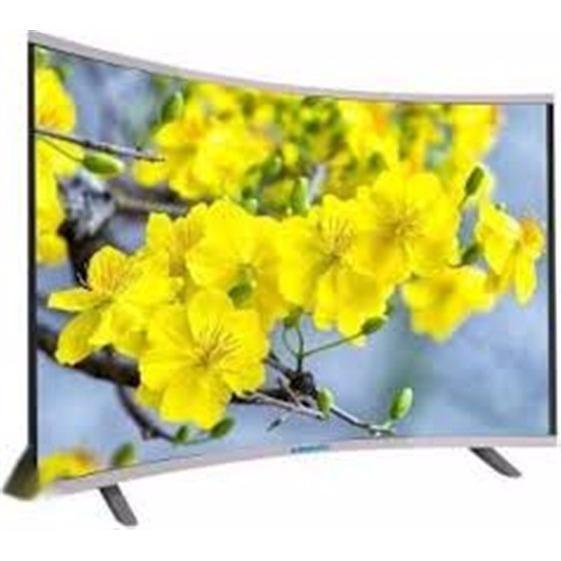 Hình ảnh smart tivi asanzo 32cs6000 màn hình cong thế hệ mới 2018