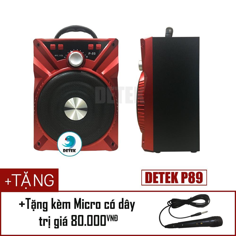 Bán Loa Karaoke Bluetooth P88 P89 Tặng Mic Nghe Cực Hay Gia Rẻ Bao Xai Có Thương Hiệu
