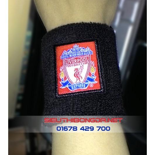 Hình ảnh Băng cổ tay Liverpool(đen)