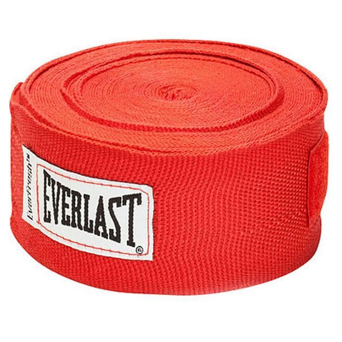 Hình ảnh Băng Quấn Tay Tập Boxing EverLats - Màu Đỏ (Dài 3M)