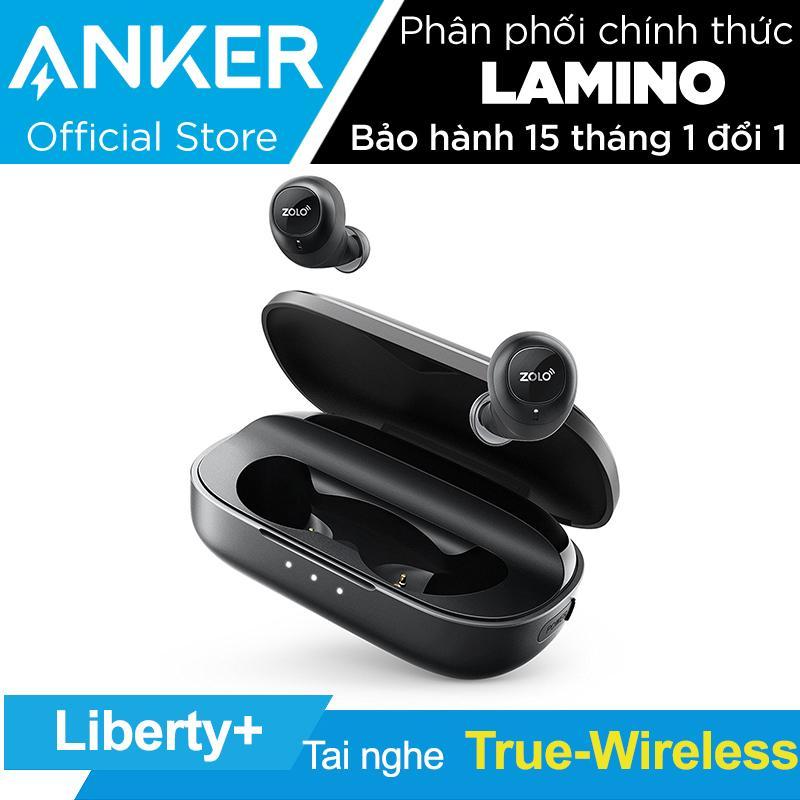 Tai nghe bluetooth cao cấp Anker ZOLO Liberty+ True Wireless - Hãng phân phối chính thức