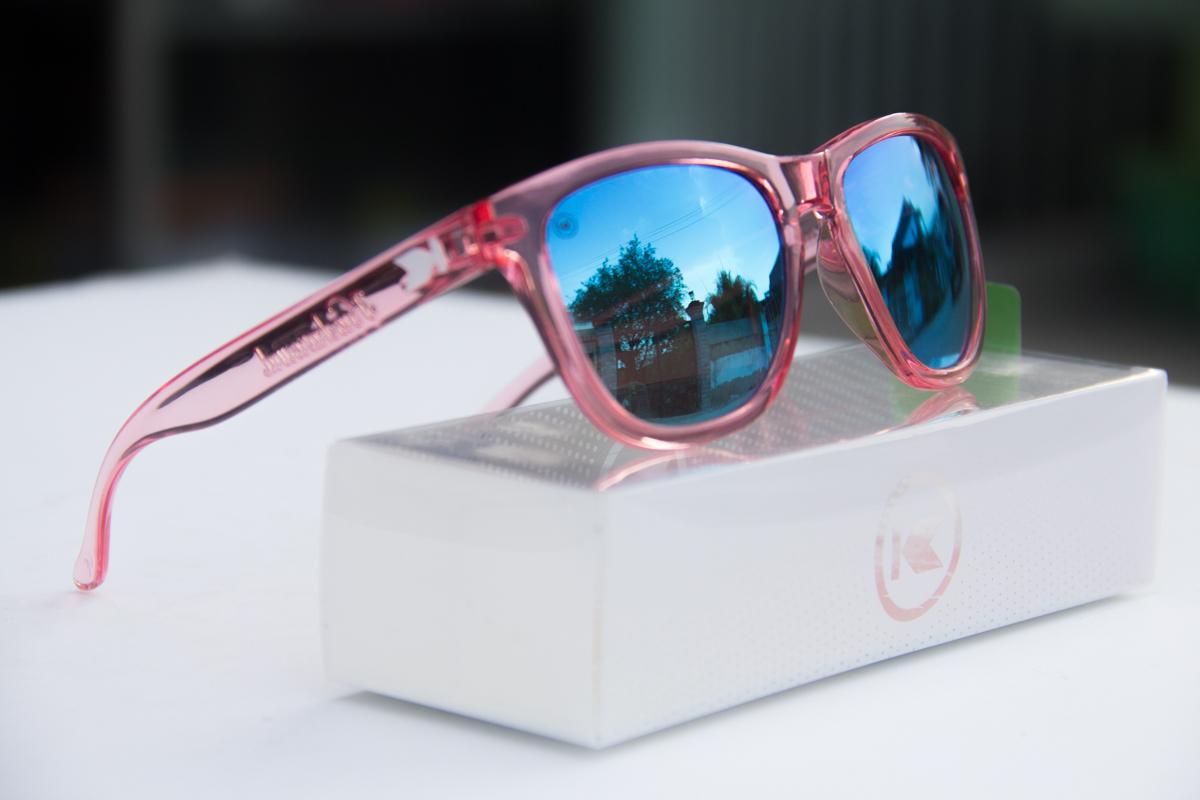 Mã Khuyến Mại Kinh Mat Trẻ Em Knockaround Glossy Pink Aqua Kids Hồng