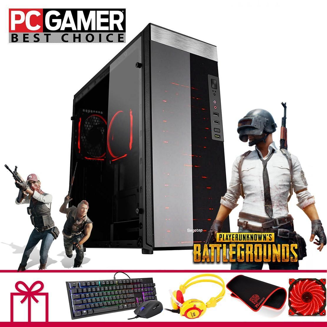 Hình ảnh Máy tính chiến Game Khủng (Pentium G2030, Ram 8GB, HDD 500GB, VGA GTX750ti 2GB ) KH24GMBG31 + Quà Tặng