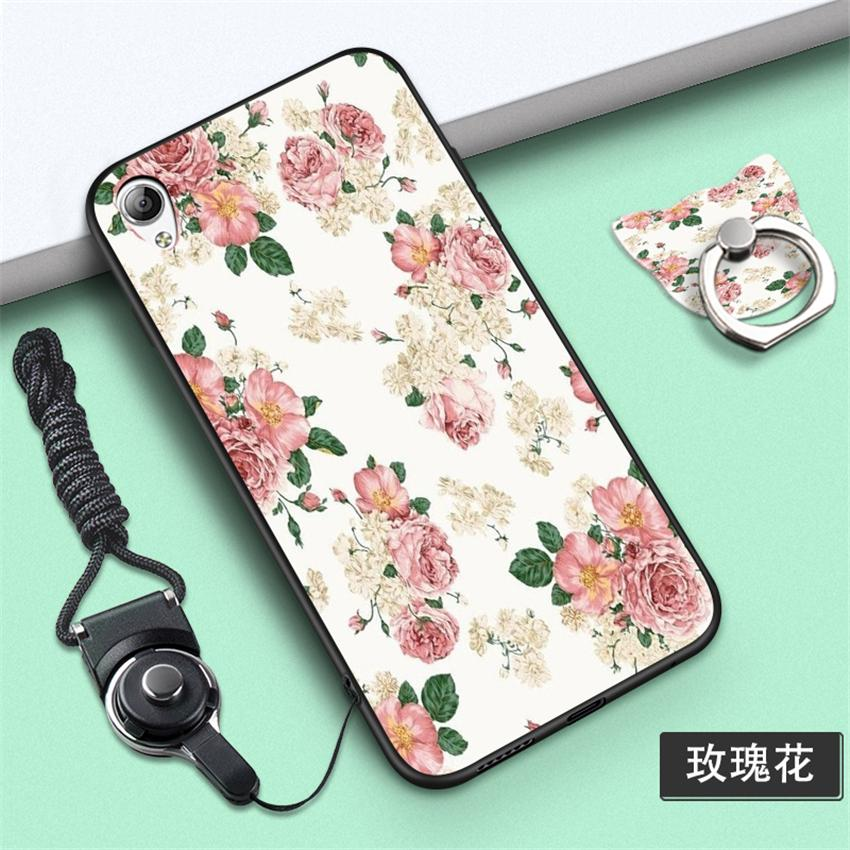 TPU Modis Lembut Dicat Case Silikon Penutup Belakang untuk Vivo Y51/Y51A/ Y51L 5.0
